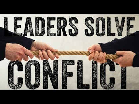 Leaders Resolve Conflict